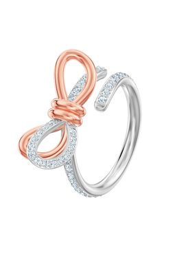 Swarovski - Inel LIFELONG BOW