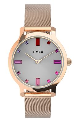 Timex - Годинник TW2U87000