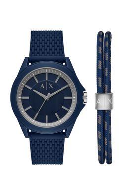 Armani Exchange - Годинник і браслет AX7118