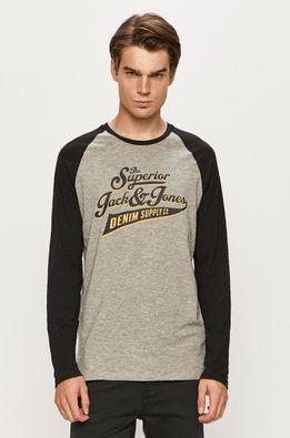 Jack & Jones - Tričko s dlhým rúkavom