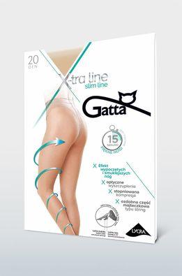 Gatta - Pančuchové nohavice SLIM LINE 20 DEN