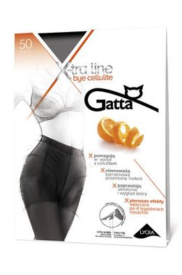 Gatta - Колготки X-tra Line Bye Cellulite 50 DEN