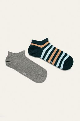 Tommy Hilfiger - Členkové ponožky (2 pak)