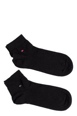 Tommy Hilfiger - Pánske ponožky Quarter(2-pak)