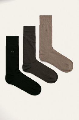 Calvin Klein - Чорапки (3-бройки)