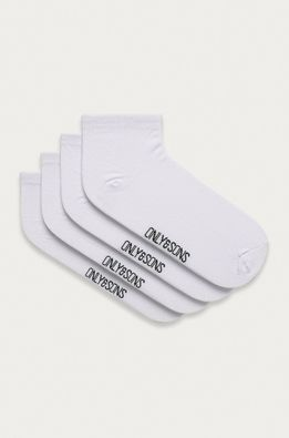 Only & Sons - Sosete (4-pack)