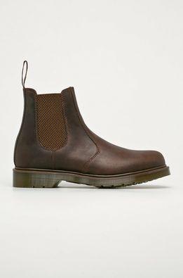 Dr. Martens - Kožené kotníkové boty 2976