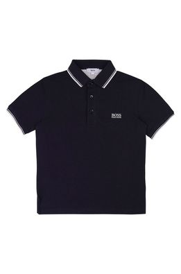 Boss - Tricou polo copii 116-152 cm