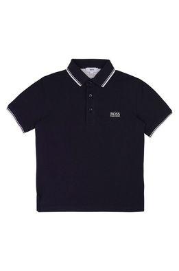 Boss - Tricou polo copii 116-152 cm