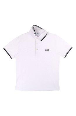Boss - Детска блузка с висока яка 164-176 cm