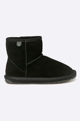 Emu Australia - Botine copii Wallaby Mini BLAK