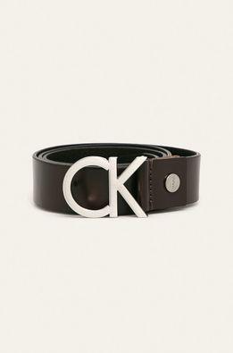 Calvin Klein Jeans - Kožený opasok