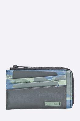 Calvin Klein Jeans - Peněženka kožená