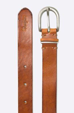 Wrangler - Kožený opasok