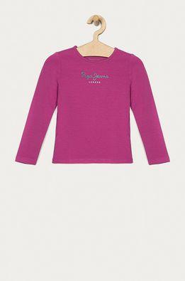 Pepe Jeans - Detské tričko s dlhým rukávom Hana Glitter 128-180 cm