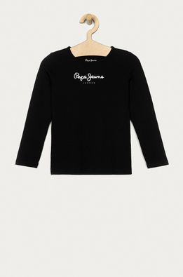 Pepe Jeans - Детска блуза с дълги ръкави Hana Glitter 128-180 cm