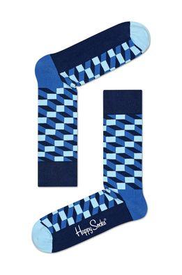 Happy Socks - Ponožky Filled Optic