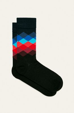 Happy Socks - Ponožky Faded Diamond