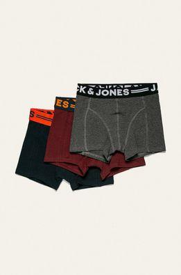 Jack & Jones - Dětské boxerky 128-164 cm (3 pack)