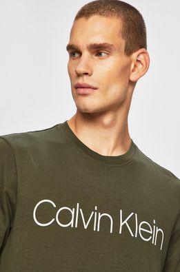 Calvin Klein - Pánske tričko s dlhým rúkavom