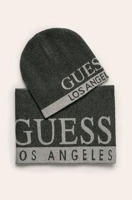 Guess Jeans - Čiapka a šál