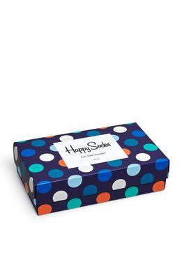 Happy Socks - Ponožky (3-pak)