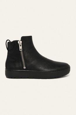 Vagabond - Kožené členkové topánky Bree