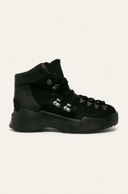 Napapijri - Kožené členkové topánky