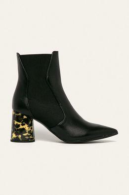 Baldowski - Kožené topánky Chelsea