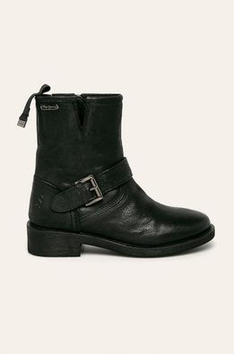 Pepe Jeans - Členkové topánky Maddox Ess