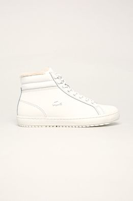 Lacoste - Kožené členkové topánky Straightsetthermo419CFA