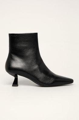Vagabond - Kožené členkové topánky