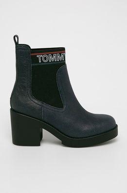Tommy Jeans - Členkové topánky