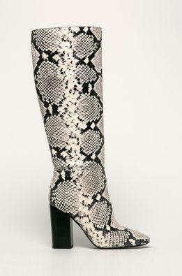 Calvin Klein - Шкіряні чоботи