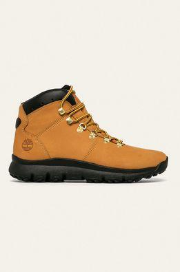 Timberland - Kožené boty World Hiker
