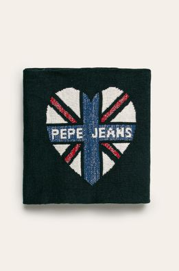 Pepe Jeans - fular impletit