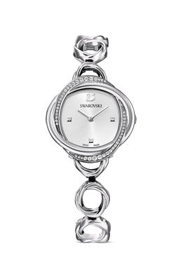 Swarovski - Часовник CRYSTAL FLOWER