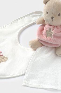 Mayoral Newborn - Hračka a podbradník pre bábätká