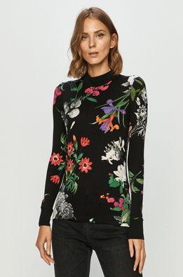 Desigual - Tričko s dlouhým rukávem