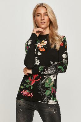 Desigual - Блуза с дълъг ръкав
