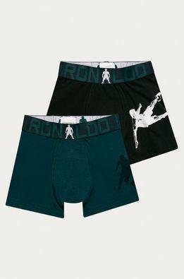 CR7 Cristiano Ronaldo - Dětské boxerky (2-pack)