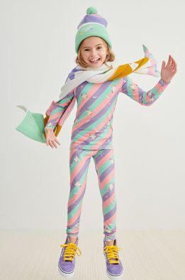 Femi Stories - Lenjerie de corp functionala pentru copii Luis 116-140 cm