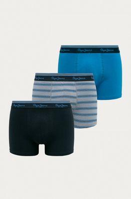 Pepe Jeans - Boxerky Theon (3-pak)