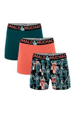 Muchachomalo - Boxeri (3-PACK)