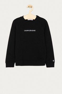 Calvin Klein Jeans - Detská mikina 128-176 cm