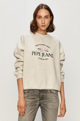 Pepe Jeans - Mikina Bindy