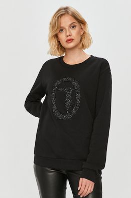 Trussardi Jeans - Hanorac de bumbac