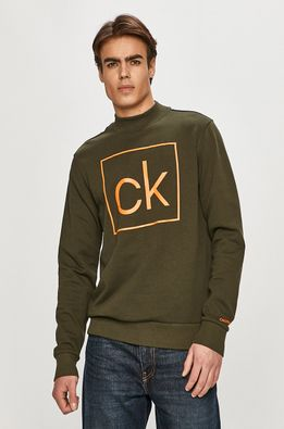 Calvin Klein - Bavlněná mikina