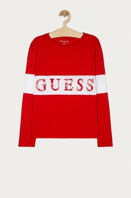 Guess Jeans - Longsleeve copii 116-176 cm