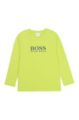 Boss - Longsleeve copii 116-152 cm